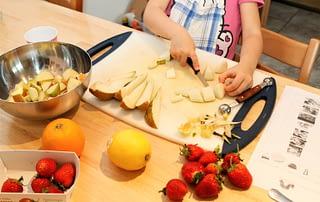 Kinder Kochen