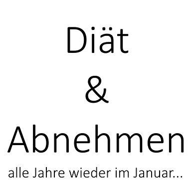 Alle Jahre wieder…